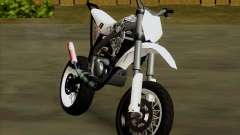 Honda 50 Tuned Stunt for GTA San Andreas