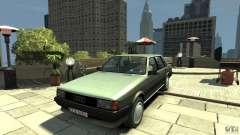 Audi 80 B2 for GTA 4