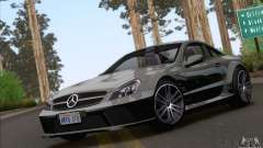 Mercedes-Benz SL65 AMG Black Series for GTA San Andreas