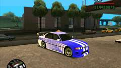 BMW 730i X-Games tuning