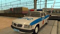 GAZ 3110 Police
