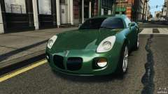 Pontiac Solstice 2009 for GTA 4