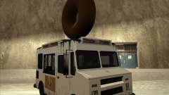 Donut Van for GTA San Andreas