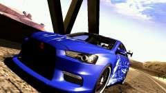 Mitsubishi Lancer EVO X Juiced2 HIN for GTA San Andreas