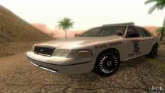 Ford Crown Victoria Louisiana Police for GTA San Andreas