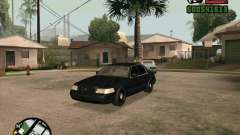 Ford Crown Victoria FBI for GTA San Andreas