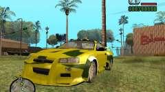 Nissan Skyline 2Fast 2Furious NEW for GTA San Andreas