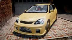 Honda Civic Type R 2005 for GTA 4