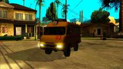 UAZ 3962 Medical for GTA San Andreas