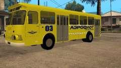 LIAZ 677p for GTA San Andreas