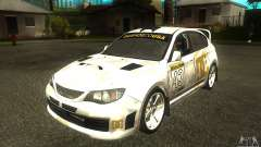 Subaru Impreza WRX STi DC Shoes of DIRT 2