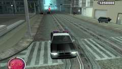 Addition to the GTA IV HUD for GTA San Andreas