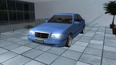 Mercedes Benz C220 for GTA San Andreas