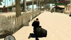 Make trash for GTA San Andreas