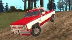 Chevrolet Silverado 2500 for GTA San Andreas