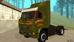 KAMAZ 5460 Skin 3 for GTA San Andreas