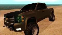 Chevrolet Silverado ZR2 for GTA San Andreas