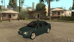Volkswagen Bora-Golf for GTA San Andreas