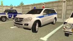 Mercedes Benz GL500 Police