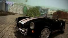 Shelby Cobra 427 Full Tunable for GTA San Andreas