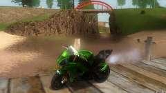Kawasaki Zx 10-R II for GTA San Andreas