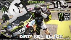 Ken Block Gymkhana 5 Clothes (Unofficial DC)