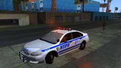 Chevrolet Impala NYPD for GTA San Andreas