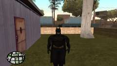 Dark Knight Skin Pack for GTA San Andreas