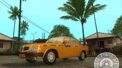 GAZ 3110 Volga taxi for GTA San Andreas