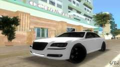 Chrysler 300C SRT V10 TT Black Revel 2011 for GTA Vice City