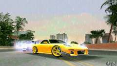 Mazda RX7 RE-Amemiya for GTA Vice City