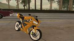 Yamaha YZF-R1 Custom for GTA San Andreas