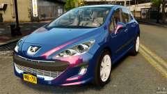 Peugeot 308 2007