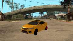Kia Cerato Coupe JDM for GTA San Andreas