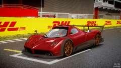 Pagani Zonda R for GTA 4