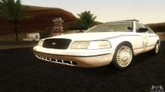 Ford Crown Victoria Ohio Police