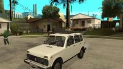 Vaz 2131 Niva for GTA San Andreas