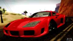 Noble M600 Final for GTA San Andreas