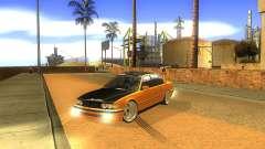 BMW 750iL e38 Drift Tune