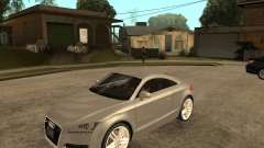 Audi TTS Coupe V1.1 for GTA San Andreas