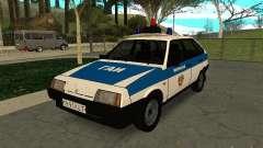 VAZ 2109 Police