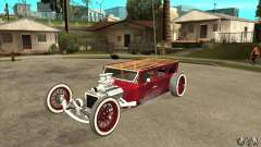 HotRod sedan 1920s no extra for GTA San Andreas