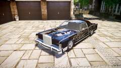 Lincoln Continental Town Coupe v1.0 1979 for GTA 4