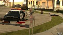 Alien for GTA San Andreas