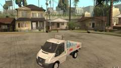 Ford Transit Pickup 2008 for GTA San Andreas
