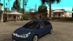 Citroen C4 SX 1.6 HDi for GTA San Andreas