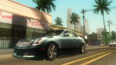 Infiniti G35 - Stock for GTA San Andreas