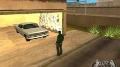 Activation of unused garages