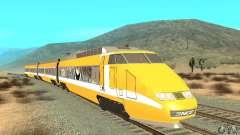 TGV SOUTH WEST for GTA San Andreas