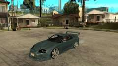 Toyota Supra Veilside for GTA San Andreas